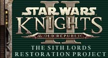 Kotor2 restoration project logo